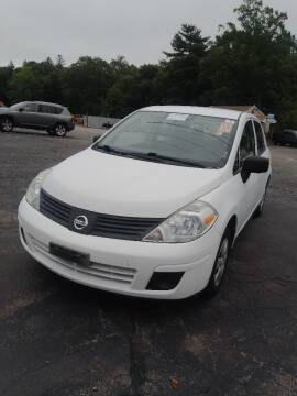 2009 Nissan Versa for sale at Irving Auto Sales in Whitman MA