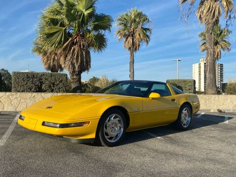 1993 Chevrolet Corvette for sale at Motorcars Group Management - Bud Johnson Motor Co in San Antonio TX