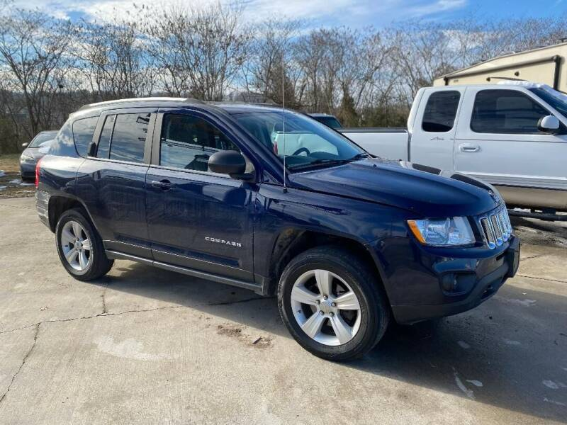 2012 Jeep Compass for sale at Autoway Auto Center in Sevierville TN