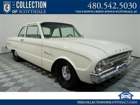 1961 Ford Falcon for sale at Autos by Jeff Scottsdale in Scottsdale AZ