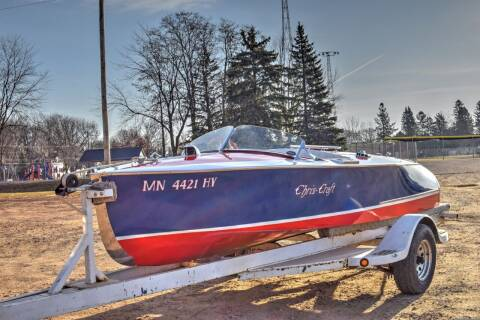 1936 Christ Craft Special Race Boat Replica for sale at Hooked On Classics in Watertown MN