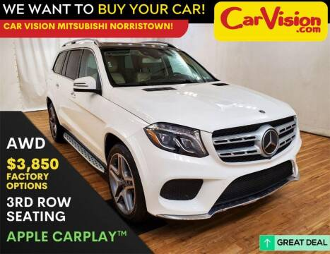2017 Mercedes-Benz GLS for sale at Car Vision Mitsubishi Norristown in Trooper PA