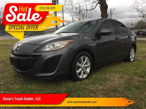2010 Mazda MAZDA3 for sale at Oscar's Truck Center, LLC in Houston TX