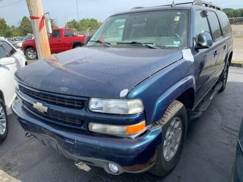 2006 Chevrolet Suburban for sale at American Motors Inc. - Cahokia in Cahokia IL