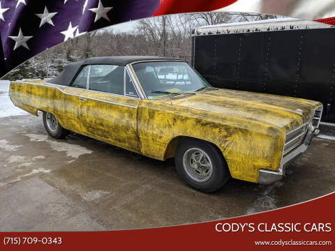 1967 Plymouth Fury for sale at Cody's Classic Cars in Stanley WI