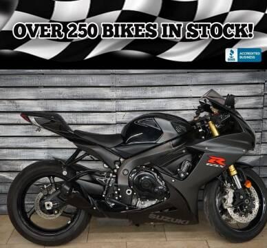 2016 Suzuki GSX-R 750 for sale at Motomaxcycles.com in Mesa AZ