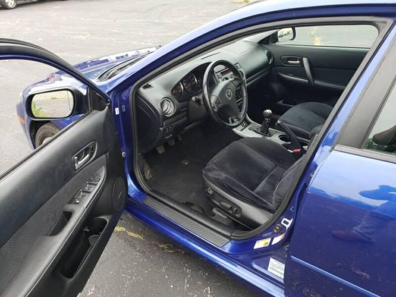 2006 Mazda MAZDA6 i Sport 4dr Sedan - Kenosha WI