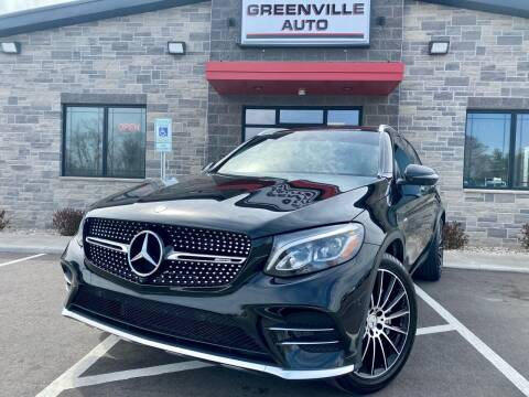 2017 Mercedes-Benz GLC for sale at GREENVILLE AUTO in Greenville WI
