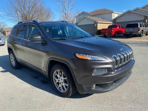 2014 Jeep Cherokee for sale at Posen Motors in Posen IL