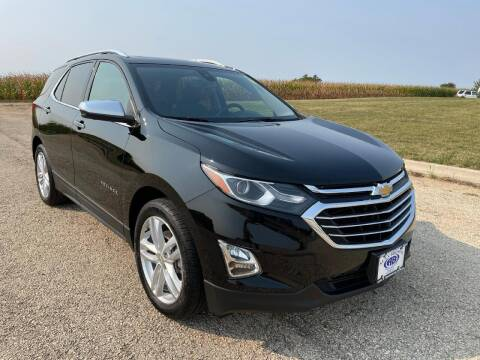 2020 Chevrolet Equinox for sale at Alan Browne Chevy in Genoa IL