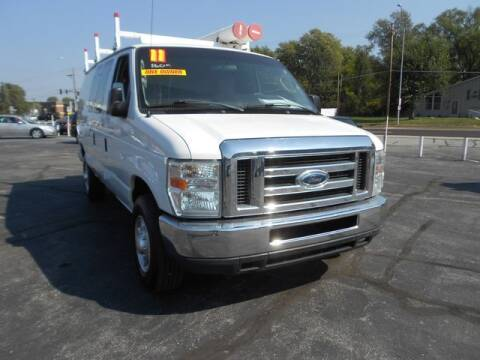 2011 Ford E-Series Cargo for sale at Kansas City Motors in Kansas City MO