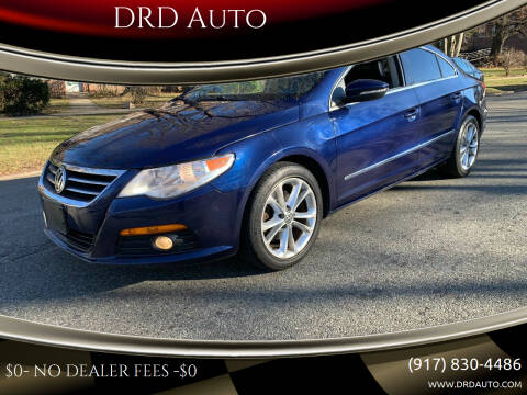 2009 Volkswagen CC for sale at DRD Auto Market in Flushing NY