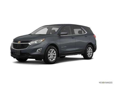 2021 Chevrolet Equinox for sale at Herman Jenkins Used Cars in Union City TN