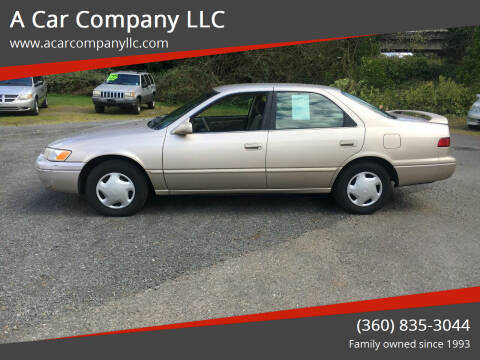 1999 Toyota Camry for sale at A Car Company LLC in Washougal WA