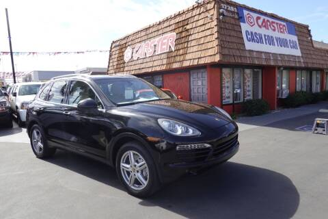 2014 Porsche Cayenne for sale at CARSTER in Huntington Beach CA