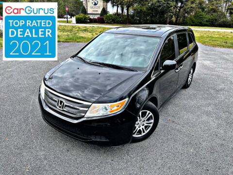 2013 Honda Odyssey for sale at Brothers Auto Sales of Conway in Conway SC