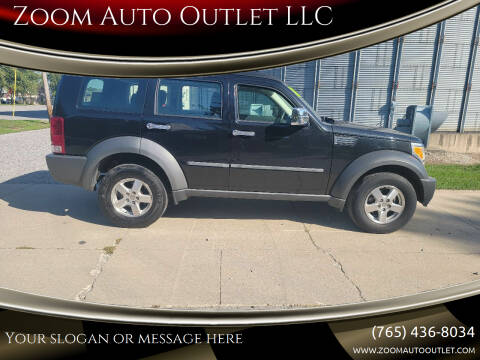 2008 Dodge Nitro for sale at Zoom Auto Outlet LLC in Thorntown IN
