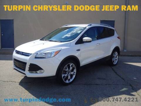 2016 Ford Escape for sale at Turpin Dodge Chrysler Jeep Ram in Dubuque IA