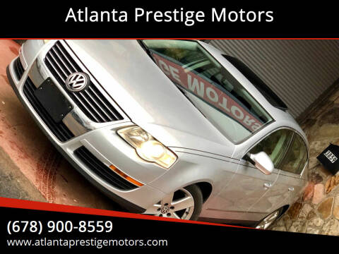 2008 Volkswagen Passat for sale at Atlanta Prestige Motors in Decatur GA