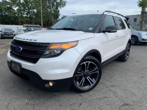 2015 Ford Explorer for sale at EUROPEAN AUTO EXPO in Lodi NJ