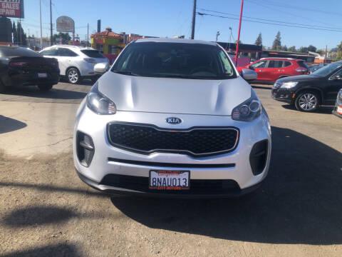 2018 Kia Sportage for sale at City Motors in Hayward CA