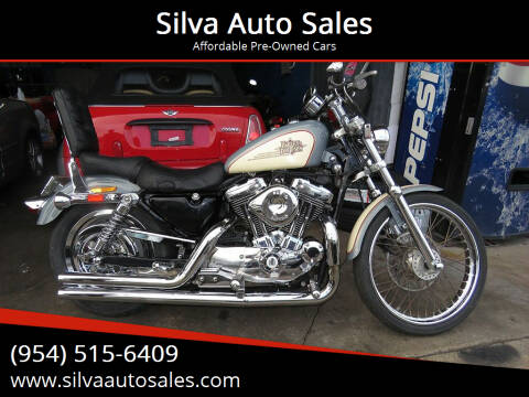 1996 Harley-Davidson Sportster XL1200 for sale at Silva Auto Sales in Pompano Beach FL