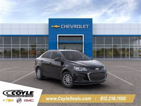 2020 Chevrolet Sonic for sale at COYLE GM - COYLE NISSAN - New Inventory in Clarksville IN