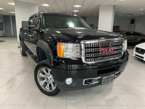 2011 GMC Sierra 2500HD for sale at Auto Mall of Springfield in Springfield IL