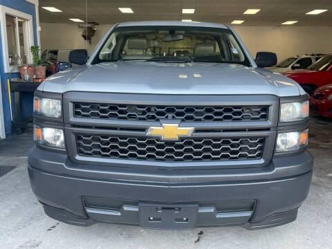 2015 Chevrolet Silverado 1500 for sale at Ricky Auto Sales in Houston TX