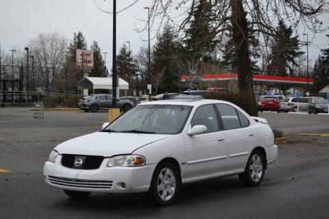 2005 Nissan Sentra for sale at Skyline Motors Auto Sales in Tacoma WA