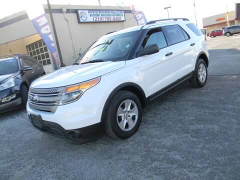 2014 Ford Explorer for sale at Meridian Auto Sales in San Antonio TX
