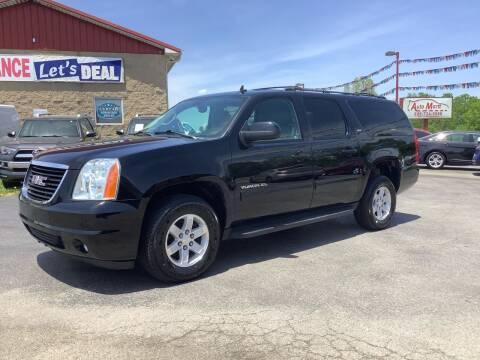 2013 GMC Yukon XL for sale at Auto Martt, LLC in Harrodsburg KY