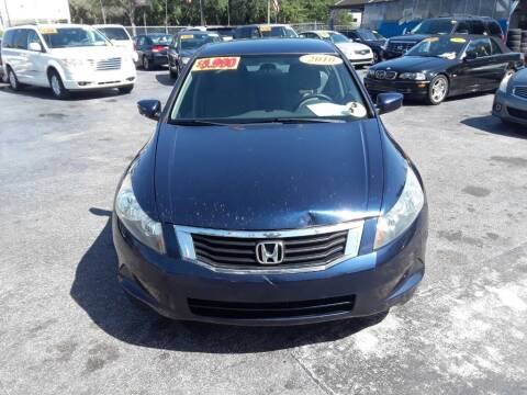 2010 Honda Accord for sale at AUTO IMAGE PLUS in Tampa FL
