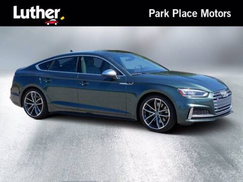 2018 Audi S5 Sportback for sale at Park Place Motor Cars in Rochester MN