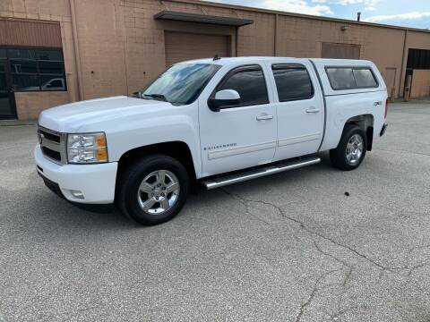 2009 Chevrolet Silverado 1500 for sale at Certified Auto Exchange in Indianapolis IN