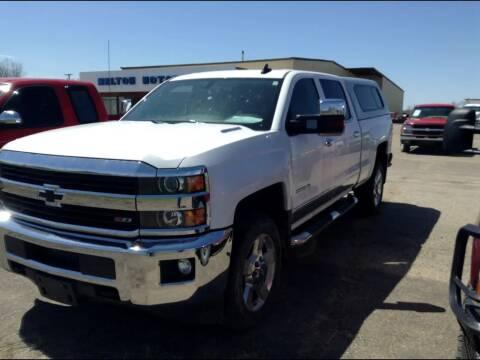 2016 Chevrolet Silverado 2500HD for sale at Melton Chevrolet in Belleville KS