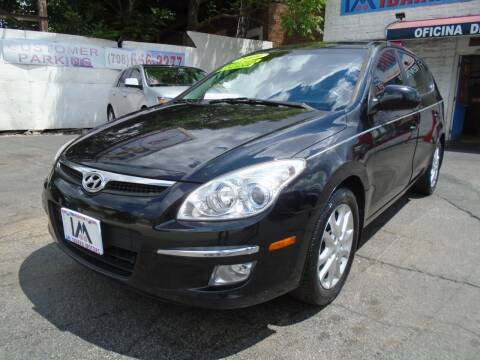 2009 Hyundai Elantra for sale at IBARRA MOTORS INC in Cicero IL