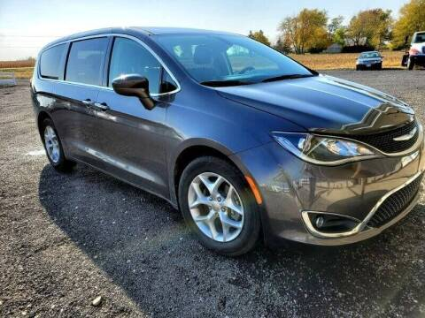 2019 Chrysler Pacifica for sale at K & G Auto Sales Inc in Delta OH