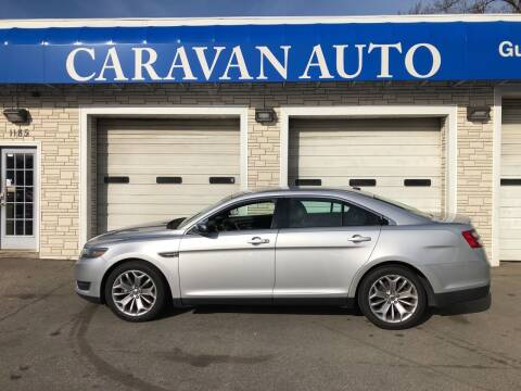 2014 Ford Taurus for sale at Caravan Auto in Cranston RI