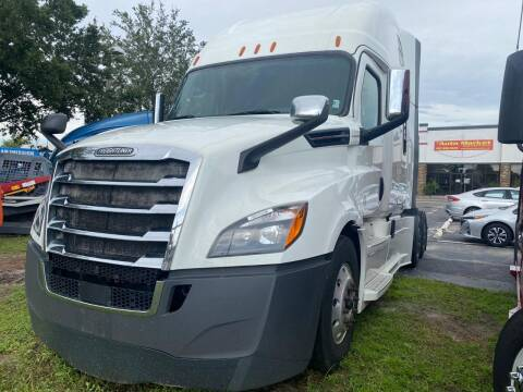 2019 Freightliner Cascadia for sale at The Auto Market Sales & Services Inc. in Orlando FL