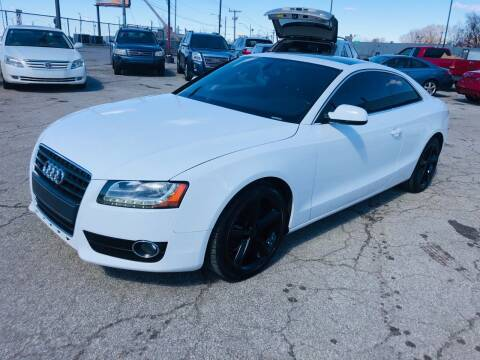 2010 Audi A5 for sale at Xtreme Auto Mart LLC in Kansas City MO