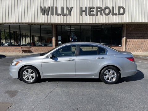 2012 Honda Accord for sale at Willy Herold Automotive in Columbus GA
