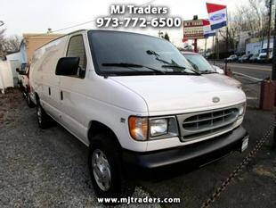 2000 Ford E-250 for sale at M J Traders Ltd. in Garfield NJ