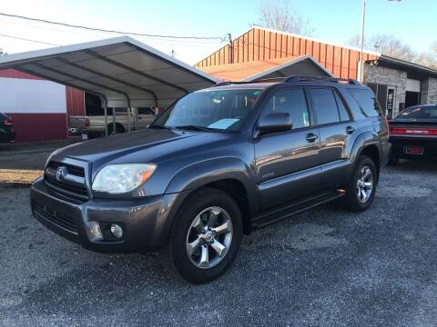 2006 Toyota 4Runner for sale at VAUGHN'S USED CARS in Guin AL