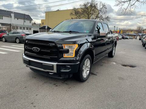 2015 Ford F-150 for sale at Kapos Auto, Inc. in Ridgewood, Queens NY