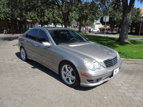 2007 Mercedes-Benz C-Class for sale at Family Truck and Auto.com in Oakdale CA