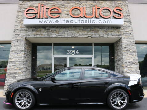 2020 Dodge Charger for sale at Elite Autos LLC in Jonesboro AR