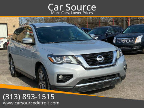 2019 Nissan Pathfinder for sale at Car Source in Detroit MI