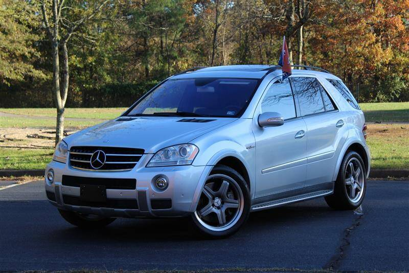 2008 Mercedes-Benz M-Class for sale at Quality Auto in Manassas VA