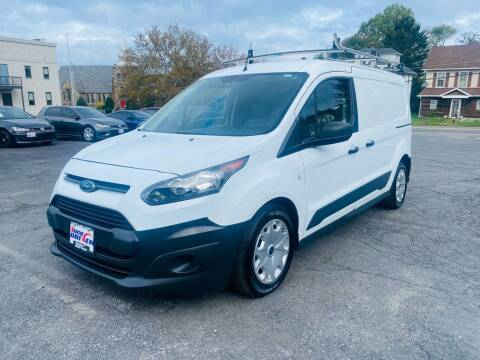 2017 Ford Transit Connect Cargo for sale at 1NCE DRIVEN in Easton PA
